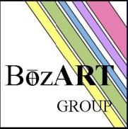 BozART logo