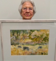 Ruminating Cows by Eloise Giles