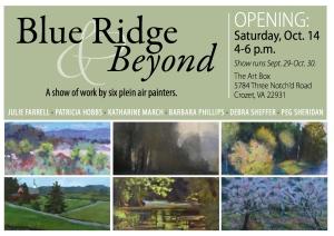 Blue Ridge and Beyond