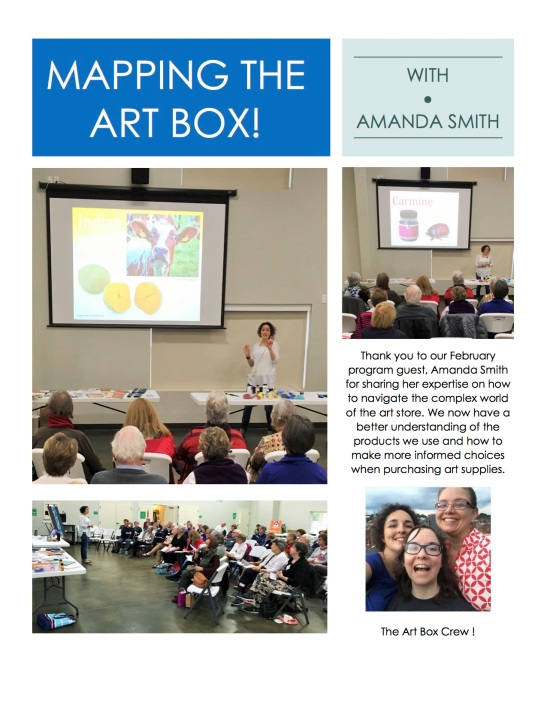 Mapping The Art Box