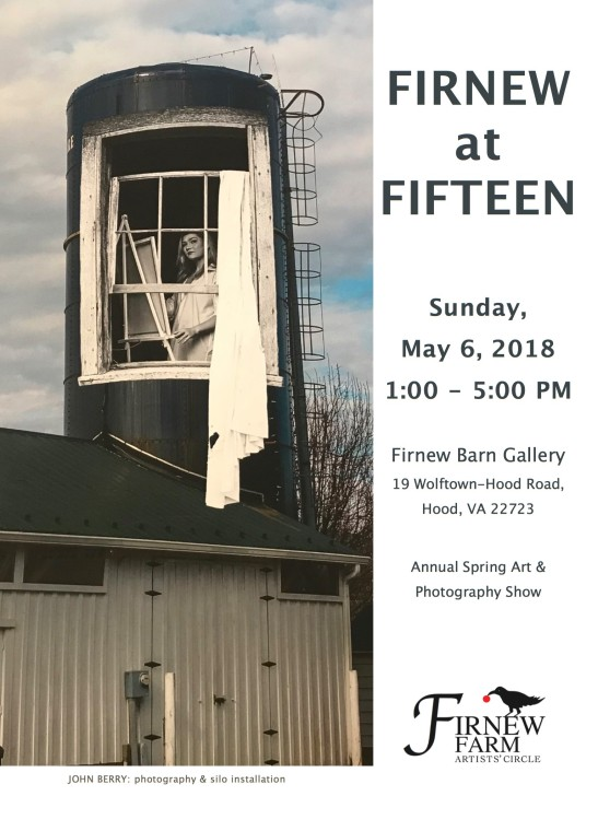 FFACSpringShow2018 Front Invite