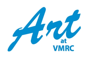 Art at VMRC logo