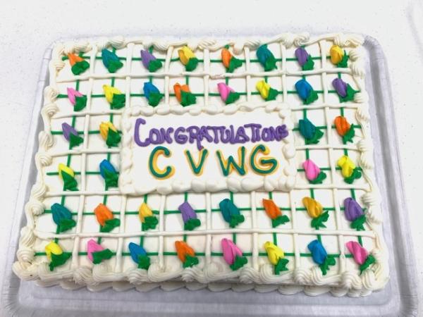 Courthouse Cake